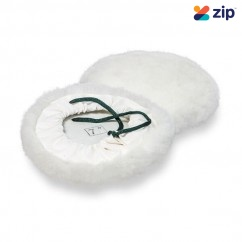 "Geiger FP40015 - 7"" (180mm) Merino Wool Sheep Skin Polishing Bonnet Air Tool Accessories"