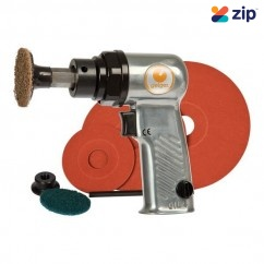 "Geiger GP1204R - 5"" Disc Sander Air Sander & Polisher"