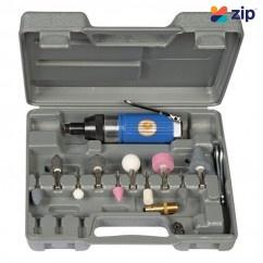 """Geiger GP2201K - 1/4"""" Compact Die Grinder Kit Air Grinders - Die & Straight"""