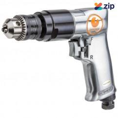 "Geiger GP41013 - 10mm (3/8"") Reversible Keyed Pistol Grip Air Drill Air Drill"