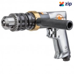 "Geiger GP4204 - 13mm 1/2"" Reversible Keyed Pistol Grip Air Drill Air Drill"