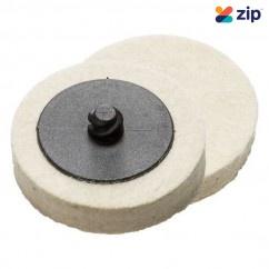 Geiger GPA1525 - 50mm Q/Change Felt Polishing Pad Air Tool Accessories