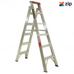 Gorilla Ladders DM006-D - 1.8-3.2m 120kg Aluminium Domestic Dual Purpose Ladder Step Ladders