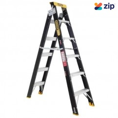 Gorilla Ladders FDM006-C - 1.8-3.2m 120kg Industrial Dual Purpose Ladder Step Ladders