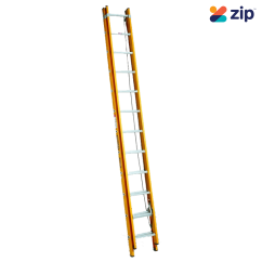 Gorilla Ladders FELP12/21-I - 130KG Industrial Extension Ladder Extension Ladders & Single Builders