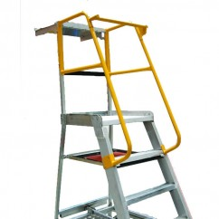 Gorilla Ladders GOP-BOOM - Order Picker Safety Boom Ladder Accessory Platform Ladders & Order Pickers
