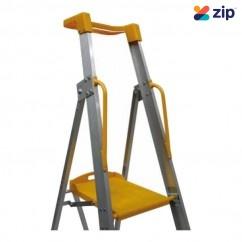 Gorilla Ladders GOR-RPLHR2 - Handrail Kit Fits Compact Platform Ladders