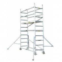 Gorilla Ladders GS-01 2.1M - 2.1m Scaffold Core Complete Set  Scaffolding