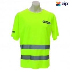Gorilla GST-01L - Large Hi-Vis Safety T-Shirt