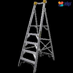 Gorilla Ladders PL005-I - 1500mm 150kg Rated Aluminium Platform Ladder Platform Ladders & Order Pickers