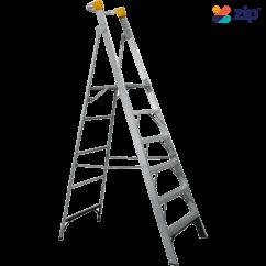 Gorilla Ladders PL006-I - 1800mm 150kg Rated Aluminium Platform Ladder Platform Ladders & Order Pickers