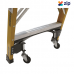 Gorilla Ladders PLWKIT-SML - Wheel Kits to suits Platform Ladders 2-4ft