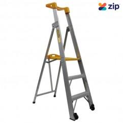 Gorilla Ladders RPL003-C - 0.9m 120kg Compact Platform Ladder Industrial