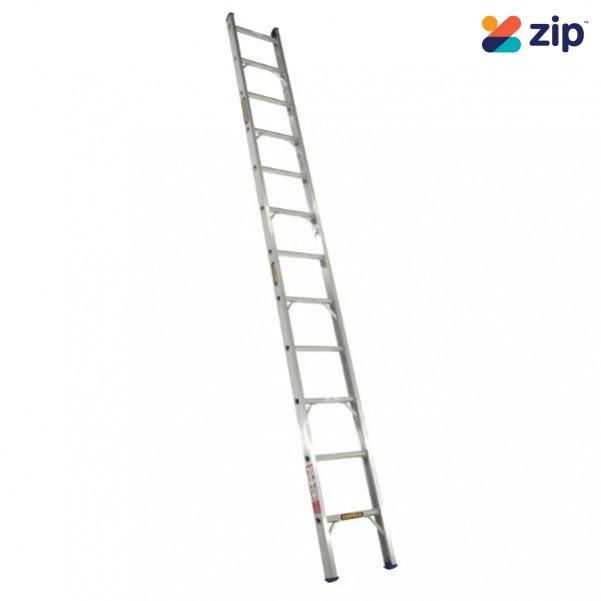 Gorilla Ladders SBL020-I - 6.1m 140kg Single Builder Aluminium Ladder