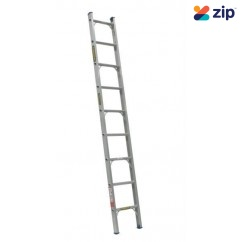 Gorilla Ladders SBL009-I Single Builder Ladder 2700mm 140kg Rated Aluminium Extension Ladders & Single Builders