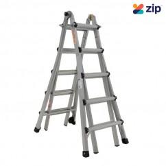 Gorilla MM19-I - 120kg 1.7-2.8m Aluminium Industrial Mighty Multi-Purpose Ladder