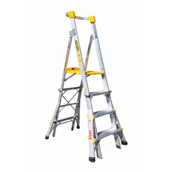 Gorilla Ladders Pl0406 I 1200 1800mm 150kg Adjustable