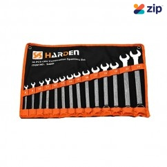 Harden 540101 - 14 Piece Combination Spanner Set Spanners