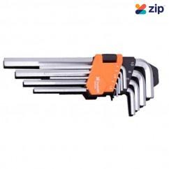 Harden 540605 - 9 Piece Metric Medium Hex Key Wrench