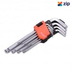 Harden 540606 - 9 Piece Medium Torx Ball Key Wrench