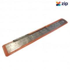 Harden 580701 - 150mm Professional Stainless Steel Ruler