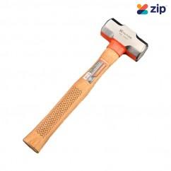 Harden 590303 - 1.3kg / 3lb 350mm Professional Sledge Stoning Hammer Oak Wood Handle Hammers