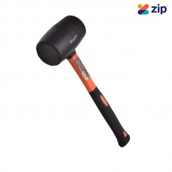 Harden 590415 - 450G Professional Rubber Mallet with Fibreglass Handle Hammers