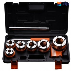 Harden 600871 - 9pcs Pipe Threading Set Pipe Threading