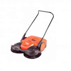 Haaga HG477 - 770mm DUAL BRUSH Sweeper Promotion