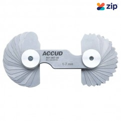 Hafco 70-615 - 7.5-15mm Radius Gauge Set Q615 Measuring Indicator