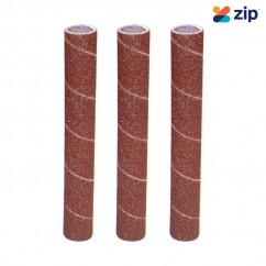 """Hafco A8110 - 3 Pack 1/2"""" 80G Bobbin Sanding Sleeves to suit OS-58 / OS-140 Hafco Accessories"""