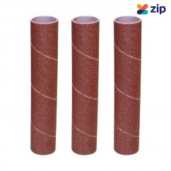 """Hafco A8114 - 3 Pack 3/4"""" 80G Bobbin Sanding Sleeves to suit OS-58 / OS-140 Hafco Accessories"""