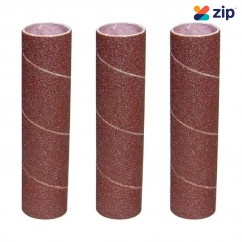 """Hafco A8118 - 3 Pack 1"""" 80G Bobbin Sanding Sleeves to suit OS-58 / OS-140 Hafco Accessories"""