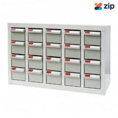 Hafco PTB-20 - 20 Parts Storage Bins T7951 Shelving & Tool Hanging