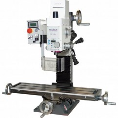 Hafco BF-20LV - (X) 480mm (Y) 175mm (Z) 280mm Geared & Tilting Head Opti-Mill Drill M650