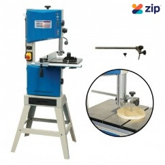 Hafco BP-255 Package - 240V Wood Band Saw & Circle  Cutting Attachment Package W9501 Bandsaws