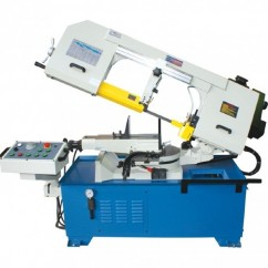 Hafco BS-13DS - 415v 1.5kW Semi - Automatic, Swivel Head-Dual Mitre Metal Cutting Band Saw B030