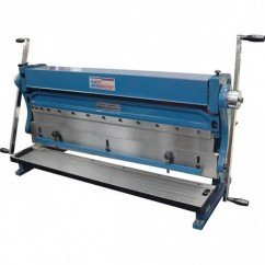 Hafco CM-1000 - 3-in-1 Pressbrake 1000 x 1mm Mild Steel Capacity Guillotine & Rolls S692 Metal Sheet Machines