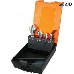 ALCOCK D1051 - 4 Piece Countersink Set Cutting