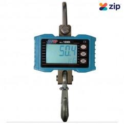 Hafco DCS-1T - 1000kg Digital Crane Scale C191