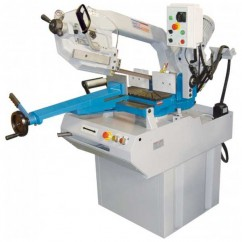 Hafco EB-320DS - 415V Swivel Head-Dual Mitre Metal Cutting Band Saw B067 Bandsaws