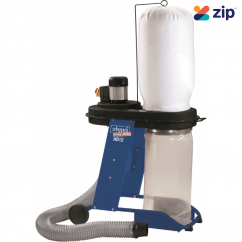 Scheppach HD12 - 240V Dust Collector LPHV System Dust Extractors for Machinery