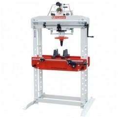 Hafco HDP-35 - 35 Tonne Trade Hydraulic Press P129 Machinery - Construction
