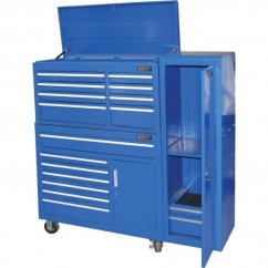 Hafco ICRL-17D - 1500 x 460 x 1552mm Industrial Series Tool Box Package Deal K005 Tool Chests & Trolleys