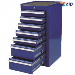 Hafco ISC-7D - 7 Drawers Industrial Series Side Cabinet  T727 Workshop Tool Boxes & Trolleys