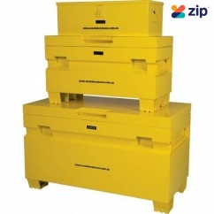 """Hafco ITB-S3 - 1220 x 615 x 720mm 30"""", 36"""", 48"""" Package Deal Industrial Tool Box Set  T739 Site Boxes"""
