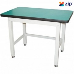 Hafco IWB-12 - 1200mm x 750mm x 900mm 1000kg Table Top Load Capacity Industrial Work Bench A415