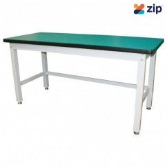 Hafco IWB-40 - 1800mm x 750mm x 900mm 1000kg Table Top Load Capacity Industrial Work Bench A420
