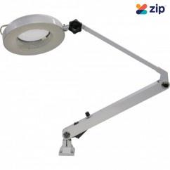 Hafco HL-72L - 240V 14W LED Work Light with 2.25X Magnifier L2821