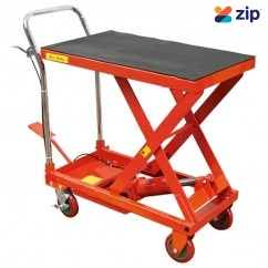Hafco LT-226 - Hydraulic Lifter Trolley with 226kg Load Capacity J048 Workshop Trolleys
